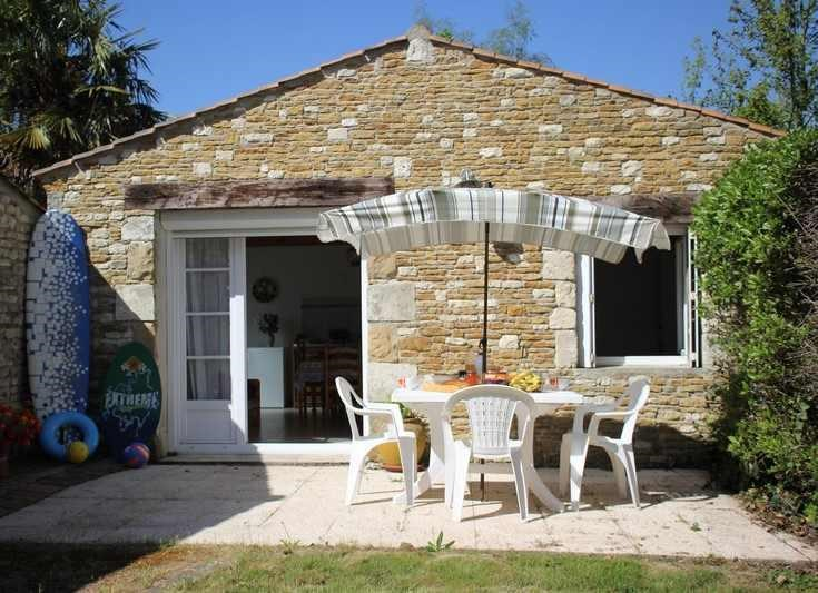 Location vacances Talmont-Saint-Hilaire -  Maison - 4 personnes - Barbecue - Photo N° 1