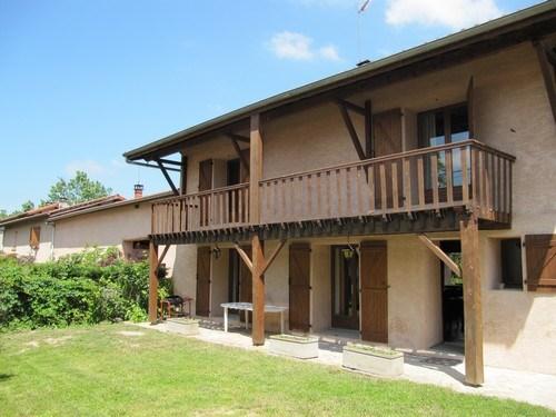 Location vacances Savigneux -  Maison - 12 personnes - Barbecue - Photo N° 1