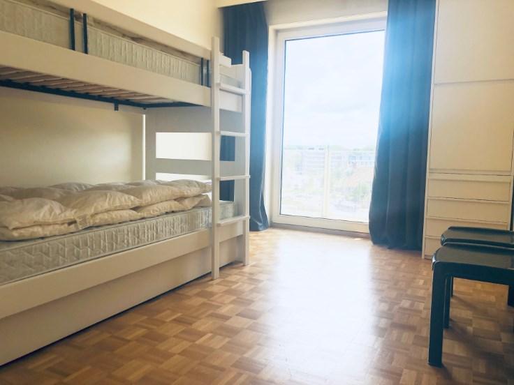 Appartement de coin 3 chambres près de l'Esplanade