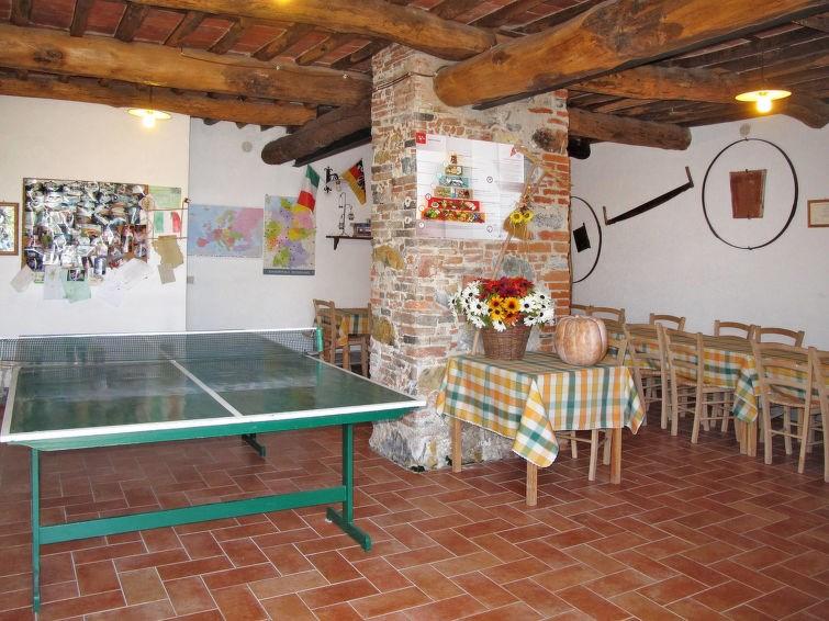 Appartement pour 3 personnes à Lucca