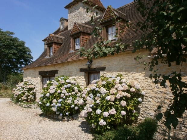 Holiday rentals Dégagnac - Cottage - 4 persons - BBQ - Photo N° 1