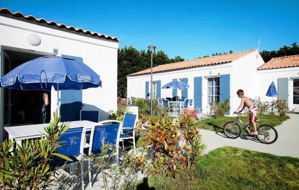 Location vacances Saint-Trojan-les-Bains -  Maison - 4 personnes - Congélateur - Photo N° 1