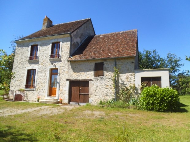 Location vacances Contilly -  Gite - 6 personnes - Barbecue - Photo N° 1