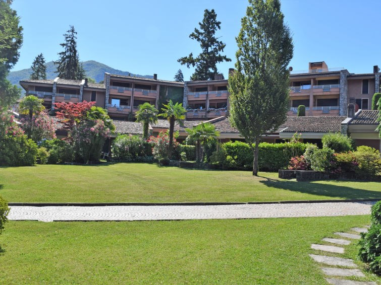 Appartement pour 3 personnes à Porto Valtravaglia