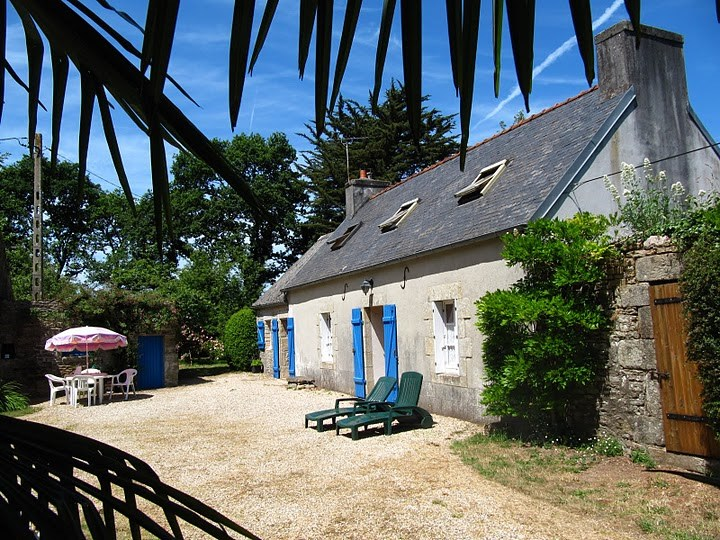 Holiday rentals Plogastel-Saint-Germain - House - 5 persons - BBQ - Photo N° 1