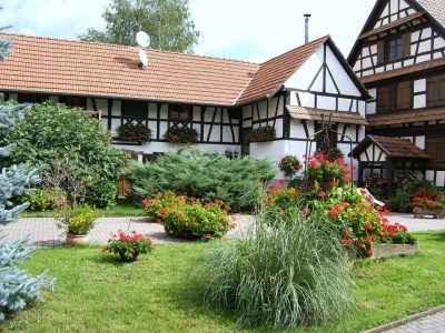 Holiday rentals Limersheim - Cottage - 4 persons - BBQ - Photo N° 1