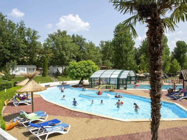 Camping Le Talouch - Chalet 2 Ch porthos 5 pers