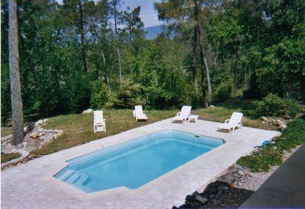 Villa pour 8 pers. avec piscine privée, Fayence