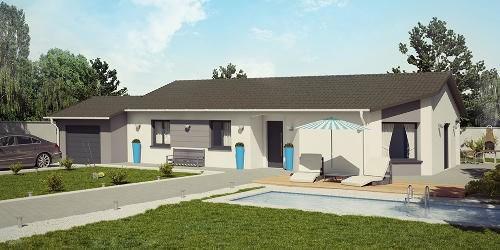 Maison  4 pièces + Terrain 690 m² Lafitte-Vigordane par ESQUISS 31