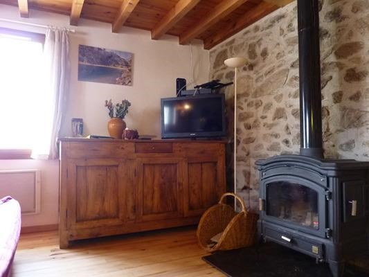 Holiday rentals Rouze - House - 5 persons - BBQ - Photo N° 1
