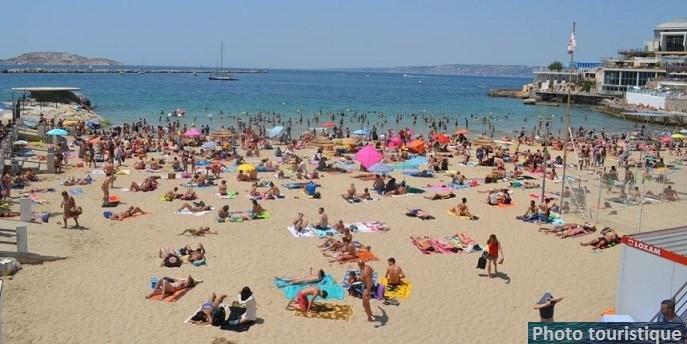 Location vacances Marseille -  Appartement - 4 personnes - Télévision - Photo N° 1