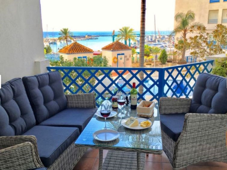 Location vacances Estepona -  Appartement - 4 personnes -  - Photo N° 1