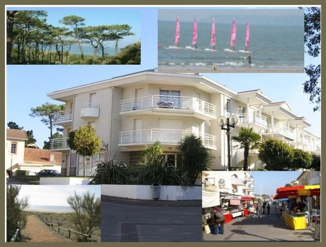 Alquileres de vacaciones Saint-Brevin-les-Pins - Apartamento - 4 personas - Silla de cubierta - Foto N° 1