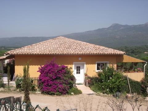 Location vacances Figari -  Appartement - 6 personnes - Barbecue - Photo N° 1