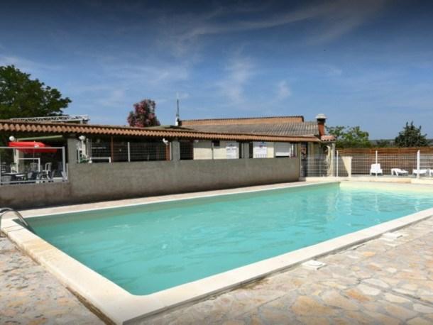 Location vacances Villeveyrac -  Maison - 6 personnes - Salon de jardin - Photo N° 1