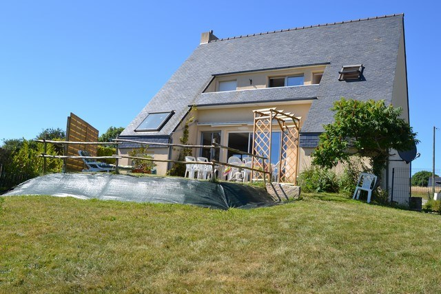 Location vacances Crozon -  Maison - 12 personnes - Barbecue - Photo N° 1