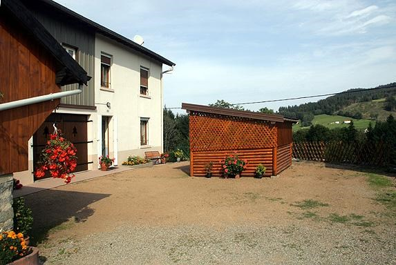 Location vacances Le Tholy -  Appartement - 4 personnes - Barbecue - Photo N° 1