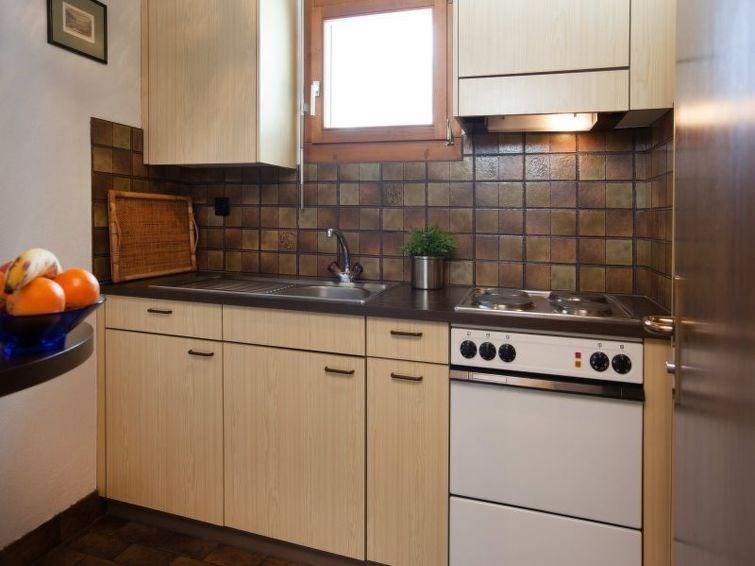 Appartement pour 1 personnes à Laax