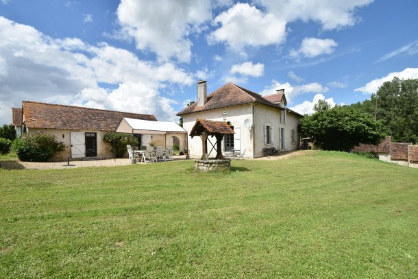 Location vacances Liglet -  Maison - 10 personnes - Barbecue - Photo N° 1
