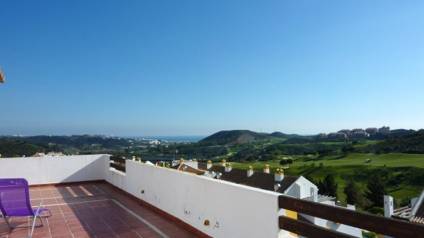 Location vacances Mijas -  Appartement - 4 personnes - Barbecue - Photo N° 1