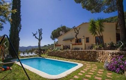 Location vacances Santa Cristina d'Aro -  Maison - 6 personnes - Télévision - Photo N° 1