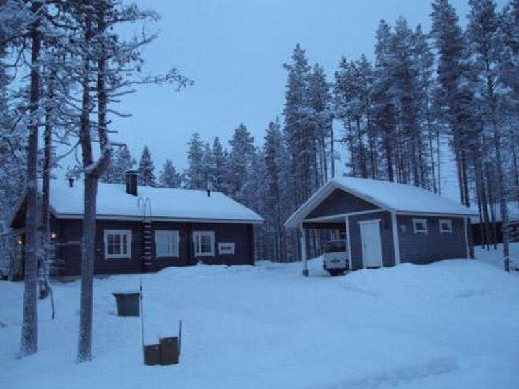 Studio pour 1 personnes à Äkäslompolo