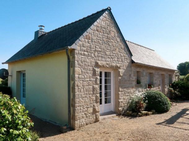 Location vacances Plounévez-Lochrist -  Maison - 2 personnes - Barbecue - Photo N° 1