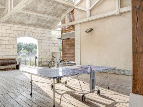 Résidence Le Moulin des Cordeliers - Appartement 2/3 pièces 5/6 personnes - Balcon/terrasse Standard