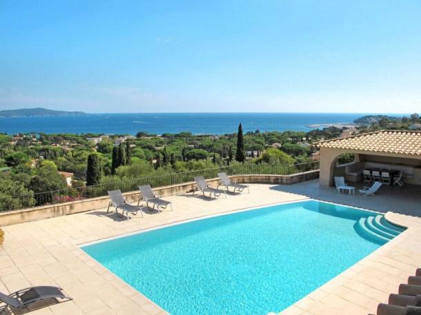Ferienhaus mit Pool (CAV160)
