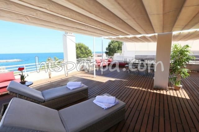 Location vacances l'Ametlla de Mar -  Appartement - 6 personnes - Chaise longue - Photo N° 1