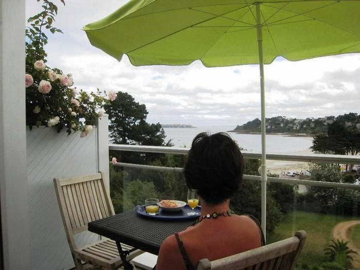 Location vacances Perros-Guirec -  Appartement - 3 personnes - Barbecue - Photo N° 1