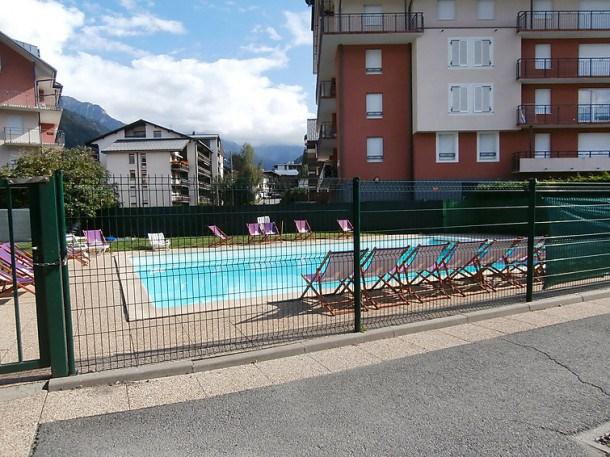 Location vacances Saint-Gervais-les-Bains -  Appartement - 6 personnes - Billard - Photo N° 1