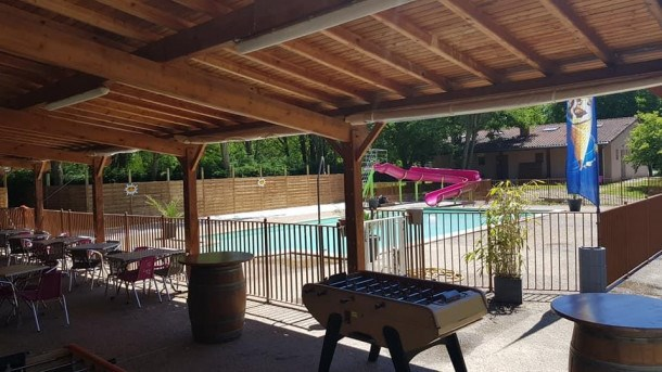 Location vacances Rieux-de-Pelleport -  Maison - 4 personnes - Table de ping-pong - Photo N° 1