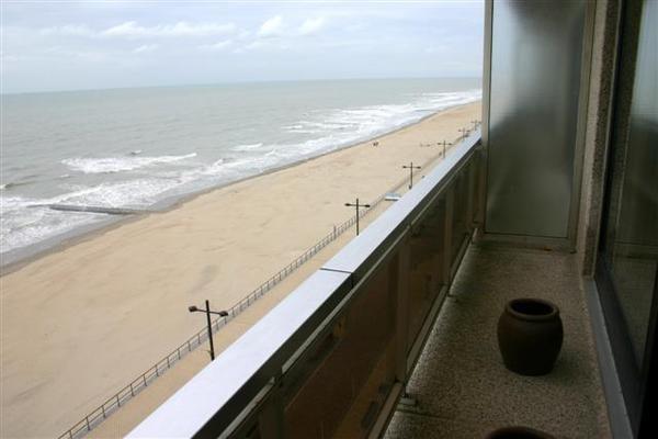 Studio, 4 personnes avec belle vue sur plage et mer !!!