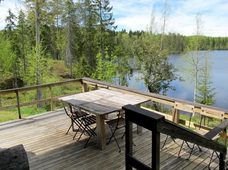 Maison pour 6 à Tohmajärvi