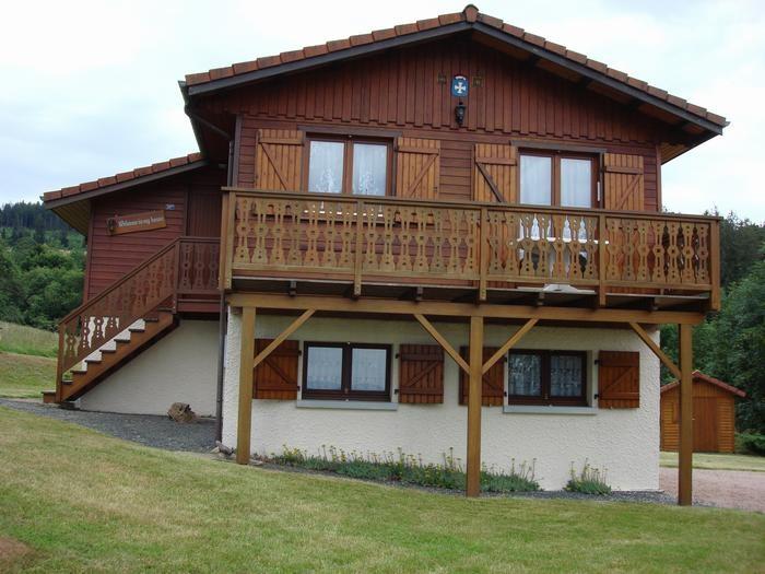 Ferienwohnungen Gérardmer - Haus - 6 Personen - Grill - Foto Nr. 1