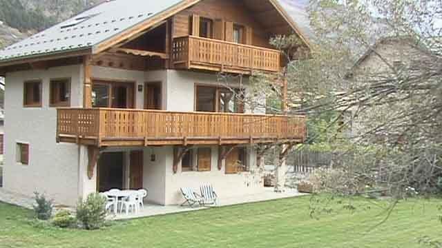 Location vacances Briançon -  Maison - 5 personnes - Chaise longue - Photo N° 1
