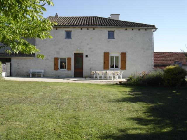 Holiday rentals Saint-Paul-de-Loubressac - House - 10 persons - BBQ - Photo N° 1