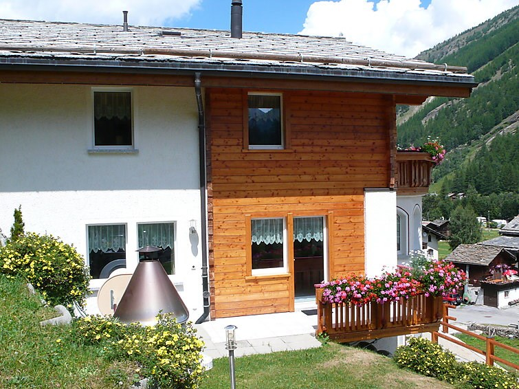 Location vacances Saas-Grund -  Appartement - 10 personnes -  - Photo N° 1