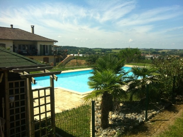 Location vacances Marciac -  Gite - 6 personnes - Barbecue - Photo N° 1