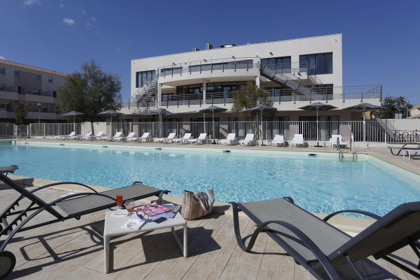 Location vacances Le Grau-du-Roi -  Appartement - 4 personnes - Balcon - Photo N° 1