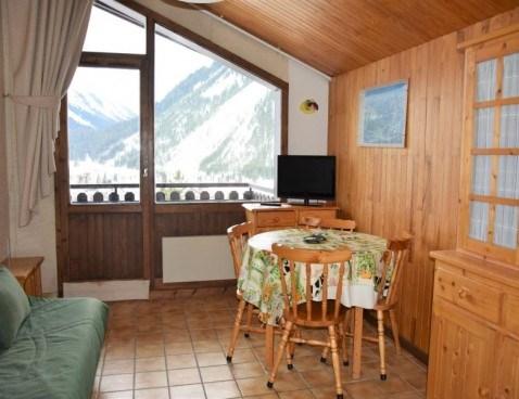 Location vacances Pralognan-la-Vanoise -  Appartement - 3 personnes - Télévision - Photo N° 1