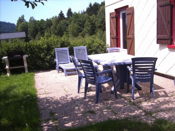 Holiday rentals Gérardmer - House - 8 persons - BBQ - Photo N° 1