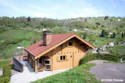 Holiday rentals La Bresse - House - 9 persons - BBQ - Photo N° 1