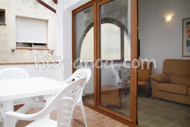 Location vacances Palafrugell -  Appartement - 6 personnes - Salon de jardin - Photo N° 1