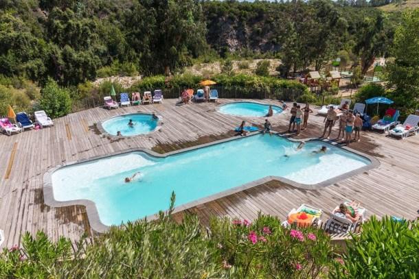Location vacances Sari-Solenzara -  Maison - 6 personnes - Climatisation - Photo N° 1