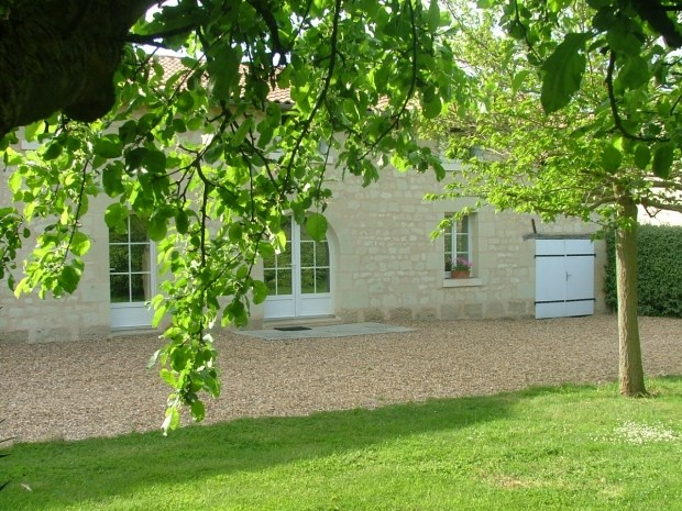 Location vacances Saint-Macaire-du-Bois -  Gite - 8 personnes - Barbecue - Photo N° 1