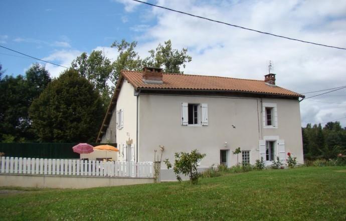 Gîte de France 87G8476 à Videix en Limousin-Nouvelle Aquitaine