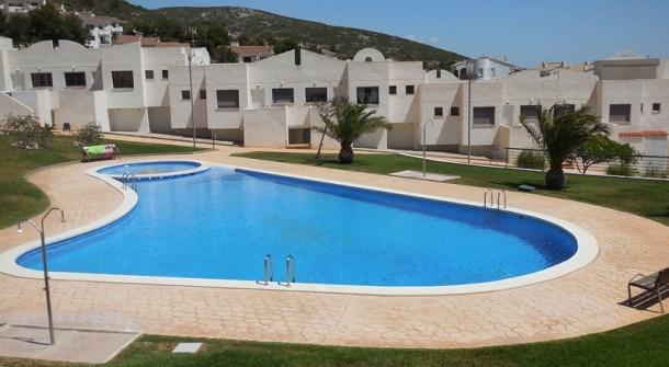 Location vacances Peníscola / Peñíscola -  Appartement - 4 personnes - Salle à manger - Photo N° 1