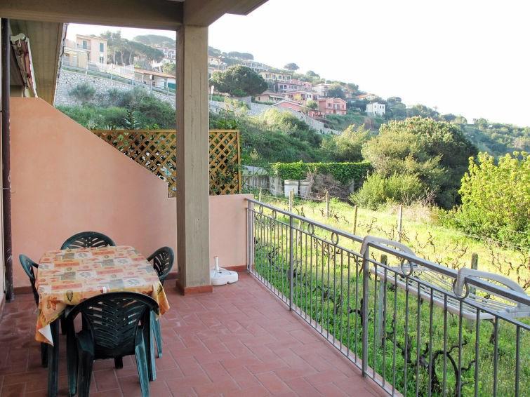 Appartement pour 4 à Capoliveri